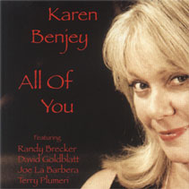 All Of You CD Cover