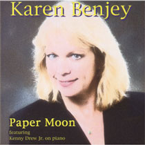 Paper Moon CD Cover